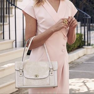🌸Gorgeous Patricia Nash Sanabria Satchel Bag